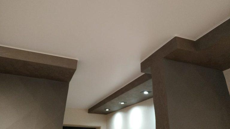 Натяжной потолок для комнаты Рыбинск