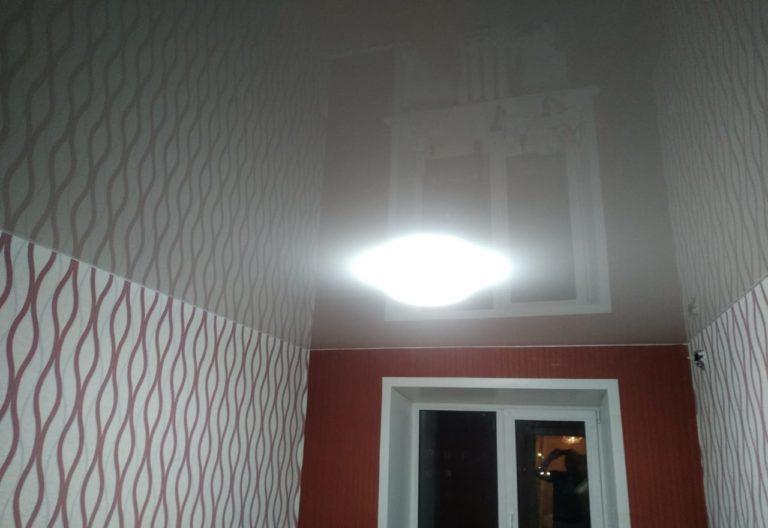 Натяжной потолок на кухне в Рыбинске
